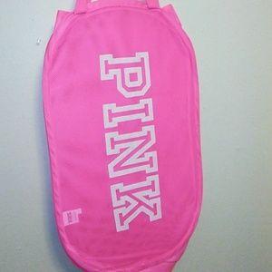 Handbags - Pink Clothes hamper